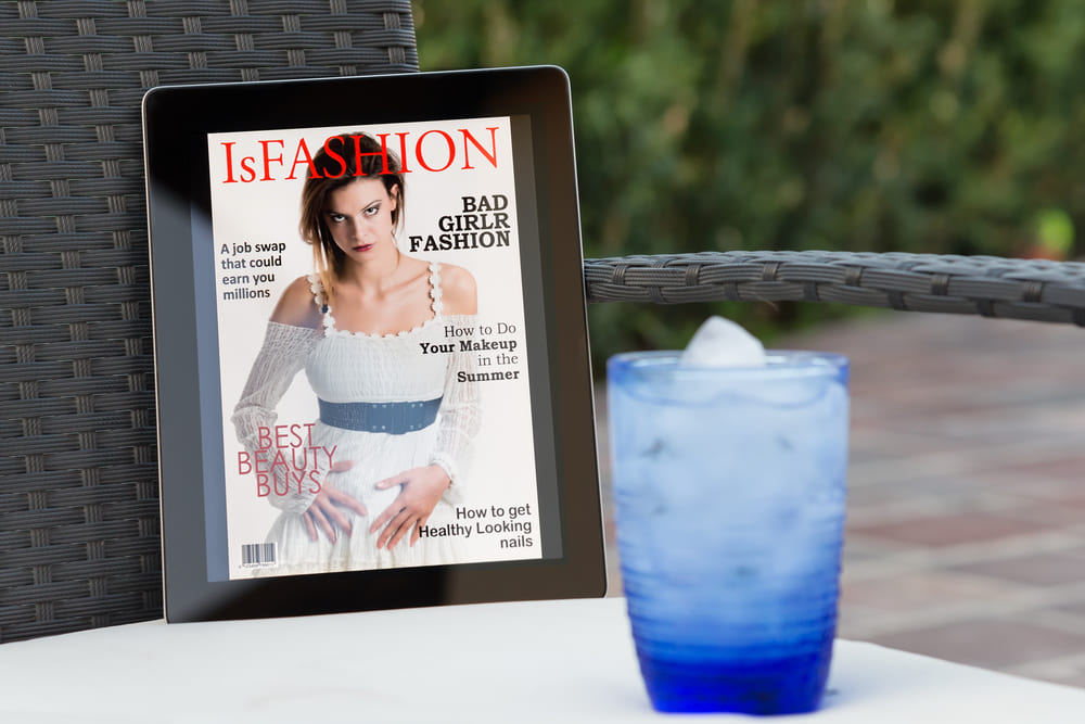 where can I read online magazines for free